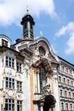 Igreja/Asamkirche de Asam em Munich Alemanha Fotografia de Stock