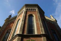 Igreja austríaca Fotos de Stock Royalty Free