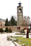 Igreja búlgara da trindade santamente em Bansko Fotos de Stock Royalty Free