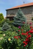 Igreja búlgara de Saint Constantim e St Helena na cidade de Edirne, Turquia imagens de stock