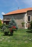 Igreja búlgara de Saint Constantim e St Helena na cidade de Edirne, Turquia imagem de stock