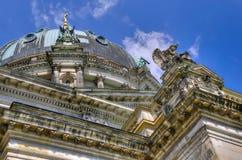 Igreja berlinesa da catedral dos DOM em Berlim, Alemanha Imagens de Stock Royalty Free