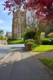 Igreja Blacklands de Cristo, Hastings, Reino Unido Foto de Stock