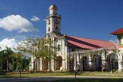 Igreja Bohol de Albuquerque, Filipinas fotografia de stock royalty free