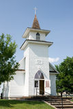 Igreja branca 151 Foto de Stock