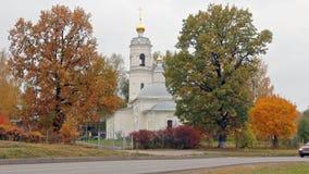 Igreja branca vídeos de arquivo