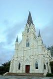 Igreja branca Imagem de Stock Royalty Free