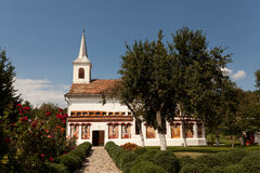 Igreja Brancoveanu Fotos de Stock