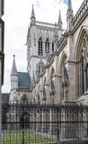 Igreja Cambridge Inglaterra Imagens de Stock Royalty Free