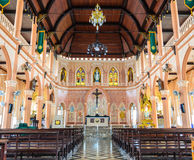 Igreja católica Imagens de Stock Royalty Free