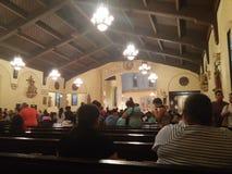 Igreja Católica Foto de Stock Royalty Free