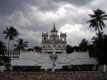 Igreja católica Fotos de Stock Royalty Free