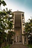 Igreja Católica - catedral rude - Santa Catarina, Brasil foto de stock