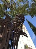 A igreja Católica do ` s de St Patrick em Miami Beach, Florida, une estados Imagem de Stock