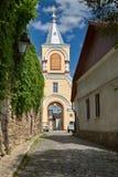 Igreja Católica e igreja ortodoxa fotos de stock