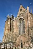 A igreja chamou Grote Kerk, Dordrecht, os Países Baixos imagem de stock royalty free