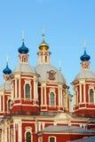 Igreja clemente do St, Moscovo Fotografia de Stock