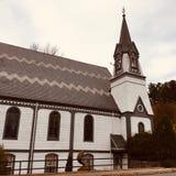 Igreja com tanto caráter imagens de stock royalty free