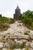 Igreja cristã abandonada Foto de Stock