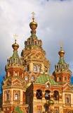 Igreja cristã na Federação Russa Foto de Stock