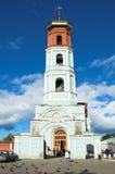 Igreja cristã no Perm imagens de stock royalty free