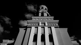 Igreja cristã nova na república de Moldova Imagem de Stock Royalty Free