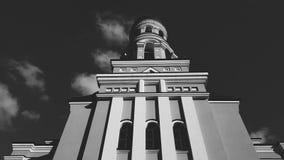Igreja cristã nova na república de Moldova Fotos de Stock Royalty Free