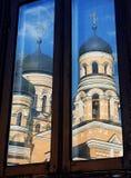 Igreja cristã nova na república de Moldova Foto de Stock Royalty Free