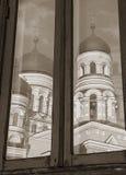 Igreja cristã nova na república de Moldova Foto de Stock