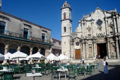 Igreja cubana Imagens de Stock Royalty Free