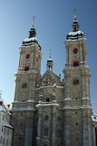 Igreja da abadia de Saint Gallen Fotos de Stock Royalty Free