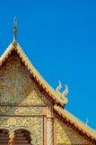 Igreja da Buda Fotos de Stock Royalty Free