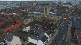 Igreja da casca, Kingston Upon Hull video estoque