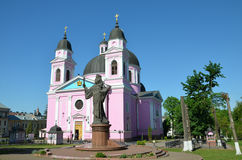 Igreja da catedral Foto de Stock