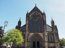 Igreja da catedral de Glasgow fotos de stock royalty free