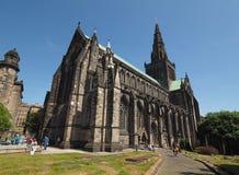 Igreja da catedral de Glasgow foto de stock royalty free