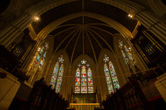 Igreja da catedral de St James, Toronto Fotografia de Stock Royalty Free