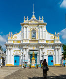 Igreja da concepção imaculada Fotografia de Stock