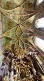 Igreja da concepção imaculada da Virgem Maria em Lepoglava, Croácia imagem de stock royalty free