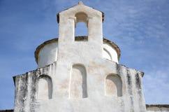 Igreja da cruz santamente, Nin, Croácia Imagens de Stock Royalty Free