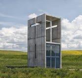 Igreja da estrada Foto de Stock