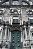 Igreja da faculdade do jesuíta, Ponta Delgada, Portugal fotografia de stock royalty free