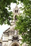 Igreja da felicidade do St Perpetua e do St, Nimes, França Imagem de Stock