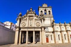 Igreja da Graca Arkivfoto