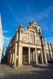 Igreja da Graca church of Evora. Alentejo, Portugal. Stock Images
