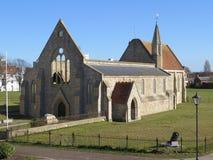 Igreja da guarnição Fotografia de Stock Royalty Free