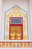 Igreja da janela Fotos de Stock Royalty Free