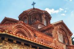 Igreja da mãe santamente do deus Peribleptos fotos de stock royalty free