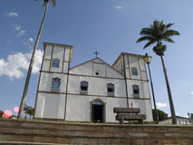 Igreja da Matriz Nossa Senhora do Rosrio Stock Photo