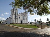 Igreja da Matriz Nossa Senhora fa Rosario fotografia stock